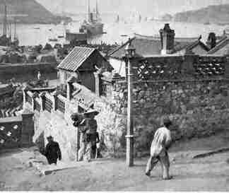 Port Arthur before the war.