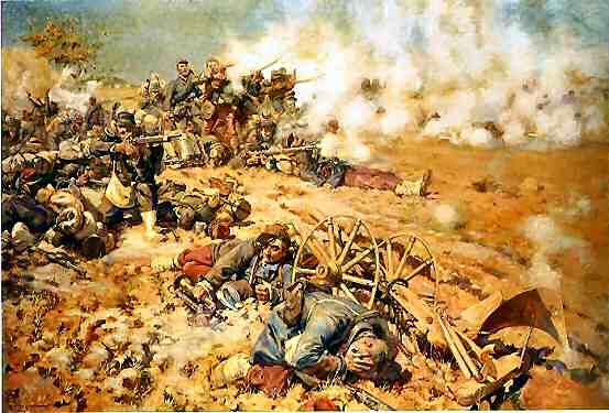 Colonel Charles-Ardent du Picq, Etudes sur le combat: Combat antique et moderne.