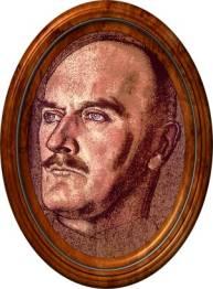 Field Marshal Viscount Allenby (National Portrait Gallery)