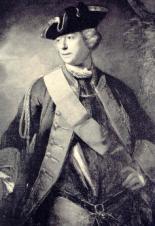 General of Horse, Ligonier (Painting by Reynolds)
