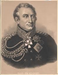 Lieutenant – General Friedrich Ferdinand Heinrich von Kleist