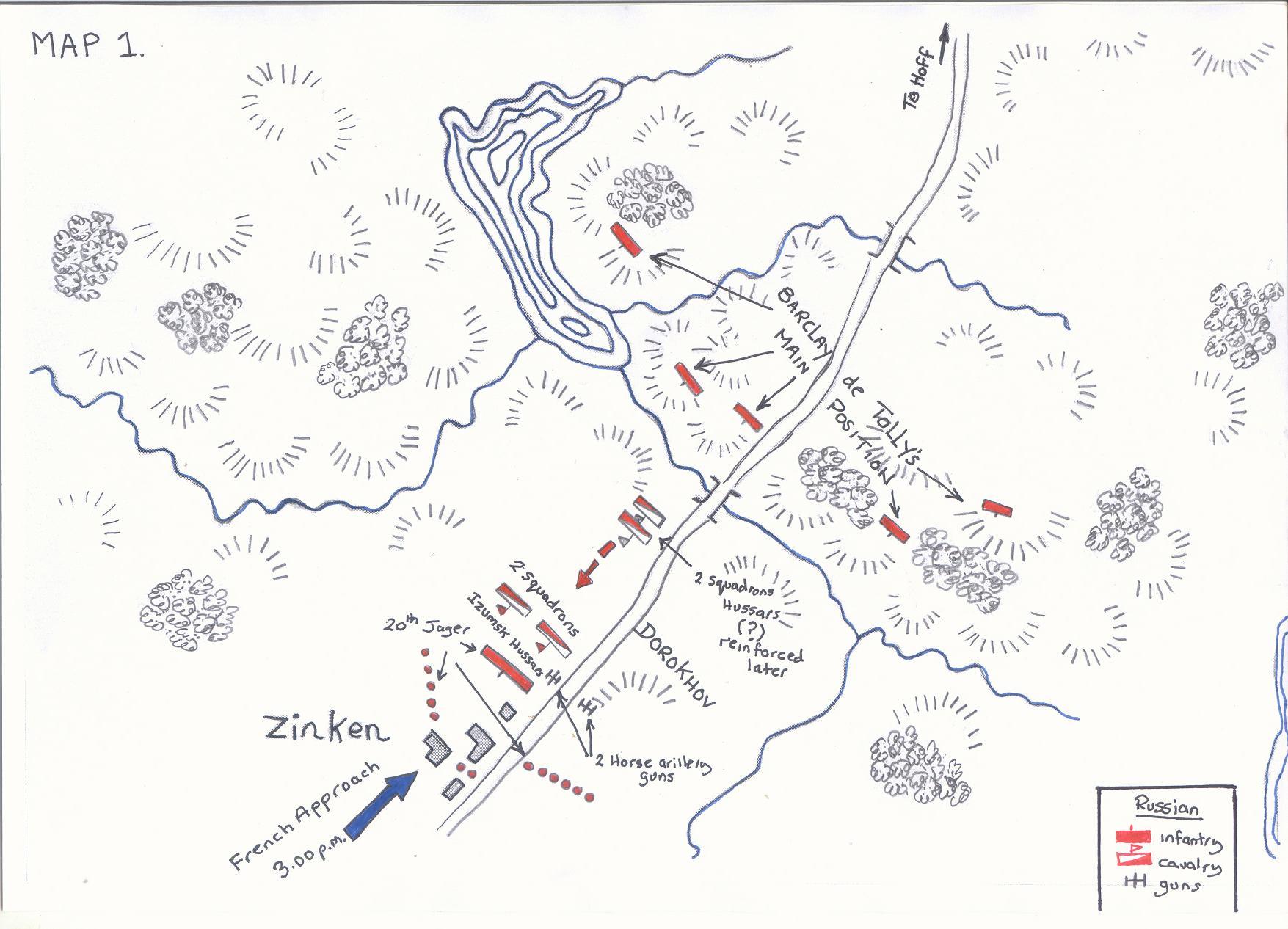 Map 1.