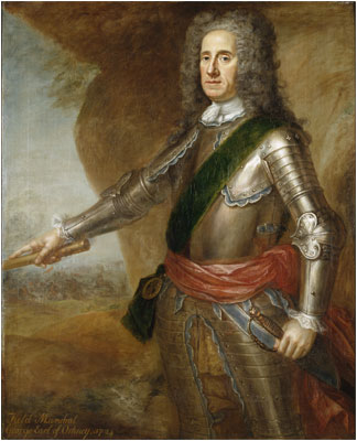 George Hamilton, 1st Earl of Orkney