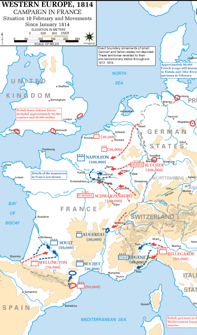 Opening Moves. Map US Military Acadamy West Point