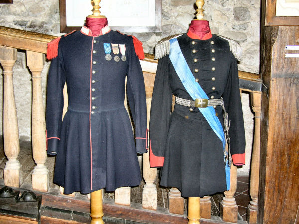 Piedmontese Army Uniforms