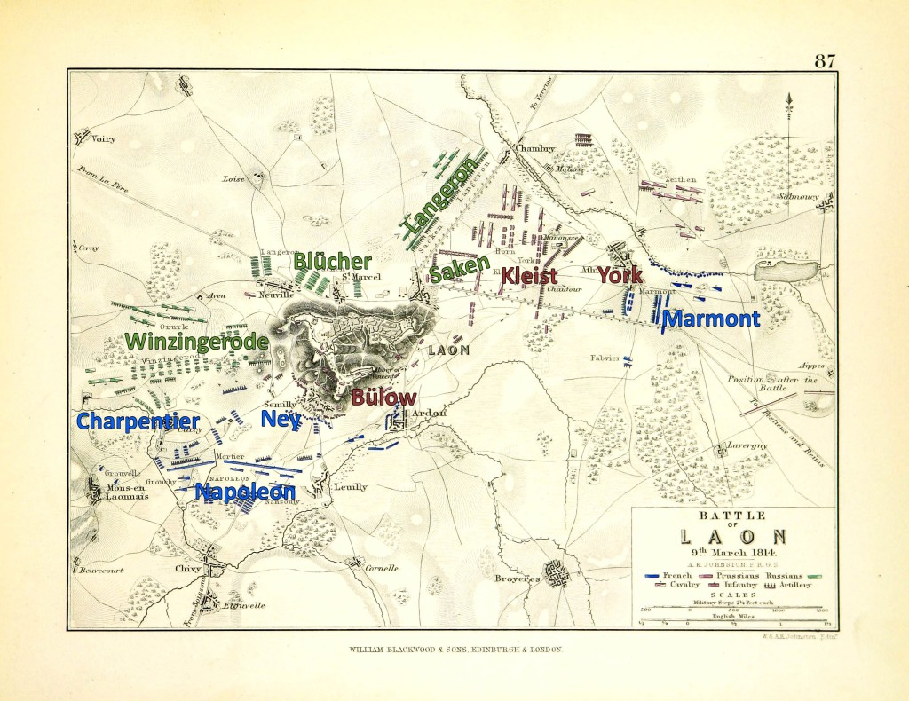 Troop dispositions