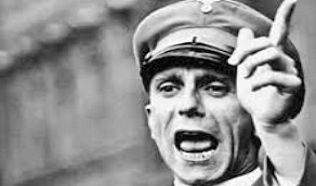 Goebbels,the man who poisoned his own children.